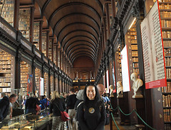 The Book of Kells,Dublin (ott1004) Tags: dublin thebookofkells 켈스의책 트리니티칼리지