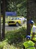 238 Mikko Kilpiä, Marko Lyijynen, Ford Escort RS 2000 (smerikal) Tags: auto car sign rally roadsign kyltti liikennemerkki norf hassi ouninpohja jyväskylänsuurajot 2013ouninpohja