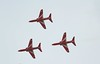 Airbourne 2013 (yve1964) Tags: tattoo plane airplane flying airshow eastbourne airborne redarrows beachyhead