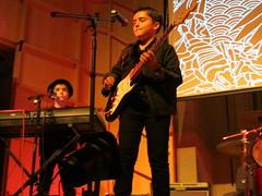 IMG_4344 (NYC Guitar School) Tags: nyc guitar school performance rock teen kids music 81513 summer camp engelman hall baruch gothamist plasticarmygirl samoajodha samoa jodha