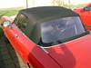 Alfa Romeo Fastback Spider mit Gummilippen-Spoiler Verdeck