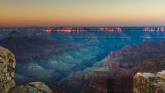 A Grand Sunset #4 (GreyStump) Tags: sunset arizona usa landscape gallery grandcanyon canyon natures northrim splendid splendour splendor projectweather greystump copyrightcolinpilliner