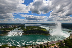 wonderfalls (degghi) Tags: ontario canada tower clouds niagarafalls nikon day cloudy niagara falls maidofthemist skylon d800 on 1635