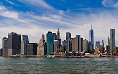 Skyline NYC (fausto.deseri) Tags: nyc manhattan empirestatebuilding nycskyline freedomtower beekmantower 1wtc pentaxk01 oneworldtradecenter pentaxda15ltd faustodeseri