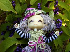 Fairy HaPPy 4th Birthday TiGGy! (DollZWize) Tags: birthday 4th fireflyfideliafairy tiggybjd