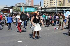 Marcha por la educación (T ati) Tags: chile jóvenes marcha santiagodechile chinchinero 17octubre lemondediplomatique eduación educacióngratis