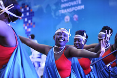 State Banquet- Kigali, 28 October 2013 (Rwanda Government) Tags: africa smart technology southsudan internet rwanda uganda itu development broadband ict museveni salvakiir transformafricasummit