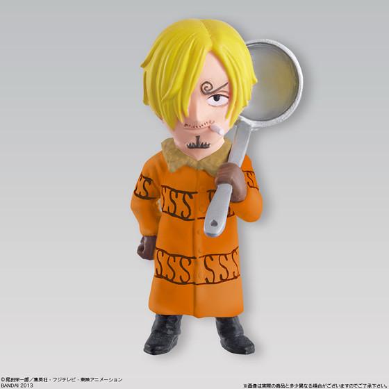 海賊王 ONE PIECE COLLECTION 「目標!德雷斯羅薩」