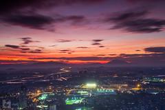 vl_02762 (Hanoi's Panorama & Skyline Gallery) Tags: city sunset sky panorama building skyline architecture skyscraper canon asian asia downtown capital skylines landmark hanoi asean appartment bavi hni 2013 skyscrapercity cugiy bav caoc dchvng dolphinplaza