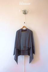 blouse grigia copy