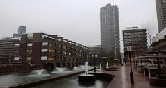 Barbican Centre, London V (Twizzer88) Tags: city uk greatbritain england london architecture concrete unitedkingdom britain modernism barbican brutalism modernist brutalist