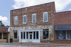 Granite & Brick (jwcjr) Tags: brick granite barnesvillega barnesvillegeorgia smalltownga granitebrickbuilding