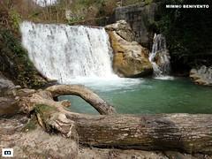 Cascata del Tenza (ITINERARI SALERNITANI) Tags: campagna fiumi montipicentini