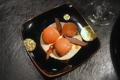 Goma Sushi Mori-       (pringle-guy) Tags: food fish sushi nikon salmon restaurants japanesefood asianfood