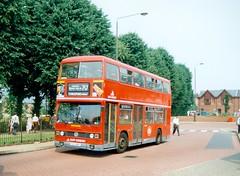 EAST LONDON T148 CUL148V WALTHAMSTOW 300692 (David Beardmore) Tags: cul148v t148 leyland titan parkroyal prv parkroyalvehicles doubledeckerbus eastlondon stagecoachinlondon londontransport