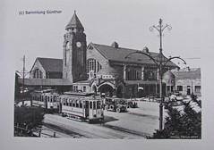 Gießen/Bahnhof (railway station - abfotografiert)