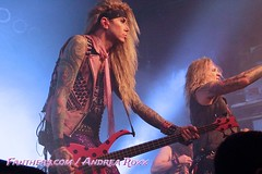 "Steel Panther @ Live Music Hall, Köln • <a style=""font-size:0.8em;"" href=""http://www.flickr.com/photos/35303541@N03/12525313634/"" target=""_blank"">View on Flickr</a>"