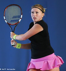 Michaella Krajicek - ITF Women's Circuit UBS Thurgau 05 (RalfReinecke) Tags: tennis wta itf michaellakrajicek ralfreinecke itfkreuzlingen tennishalleamseekreuzlingen itfwomenscircuitubsthurgau