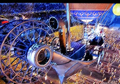 Flying Ship (Annette LeDuff) Tags: russia olympics closingceremonies sochi favorited winterolympics digitallyaltered flyingship vpu1 photoannetteleduff annetteleduff leduffcameraart vpu2 02232014