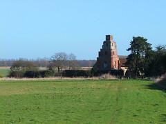 Norfolk ziggurat (Simon_K) Tags: church norfolk churches eastanglia stpeter burgh