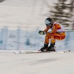 Austin Llewellyn - Kimberley Keurig downhill race action PHOTO CREDIT: Derek Trussler