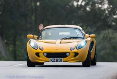 Lotus Elise - KZ831 (Keith Mulcahy) Tags: cars hongkong hand lotus elise automobiles smd lukkeng sundaymorningdrive canon1dx keithmulcahy kz831 blackcygnusphotography ppa7a0 ppd56c