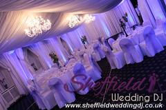 Paul & Shelley Gilbert - Hotel Van Dyk Wedding Photos - Sheffield Wedding DJ - Moodlighting