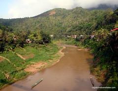 Muang Khua, Laos
