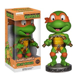 FUNKO WACKY WOBBLER 系列【忍者龜】Teenage Mutant Ninja Turtles