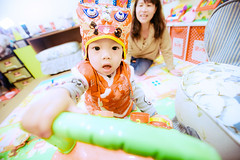 KUN_7766 () Tags: baby kids children nikon child g wide happiness wideangle kawaii  f28 extendedfamily  littleboys  playinggame lovefamily  1424  q   d3s 1424mm  nikonafsnikkor1424mmf28ged  2015201501