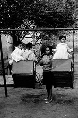03_Egypt - Nursery School Children 1970 (usbpanasonic) Tags: children northafrica muslim islam egypt culture nile cairo nil egypte islamic  nurseryschool caire moslem egyptians egyptiens