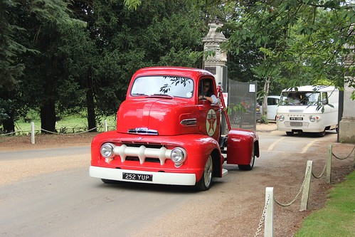 1951 ford coe tow - photo #15
