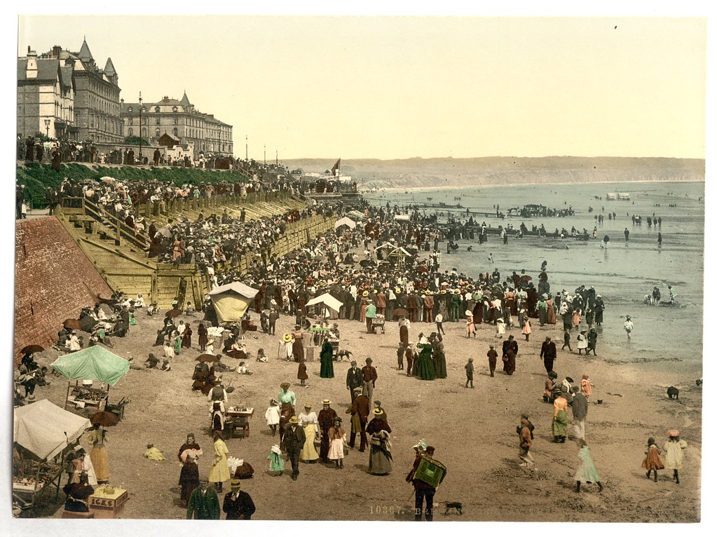 Bridlington, children
