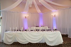 """Head Table • <a style=""""font-size:0.8em;"""" href=""""http://www.flickr.com/photos/79112635@N06/16502117601/"""" target=""""_blank"""">View on Flickr</a>"""