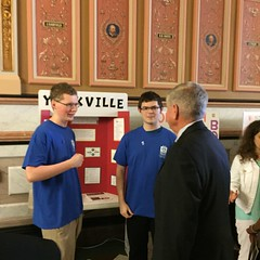 "AJ and Chase Talk with Senator Oberweis • <a style=""font-size:0.8em;"" href=""http://www.flickr.com/photos/109120354@N07/26513197284/"" target=""_blank"">View on Flickr</a>"