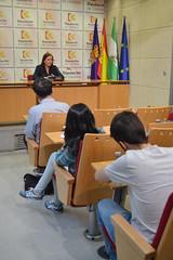 FOTO_Programa Emprende_3 (Pgina oficial de la Diputacin de Crdoba) Tags: de ana sala prensa carrillo programa emprende