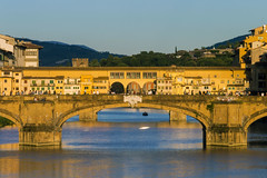 Omaggio a Firenze (forastico) Tags: firenze arno toscana pontevecchio d3200 forasticp pontedistrinita