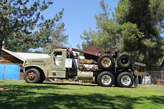 IMG_2804 (RyanP77) Tags: show california b white truck log model shiny trucker international chevy chrome r pete logger gmc peerless kw peterbilt ih kenworth cabover bullnose fruehauf