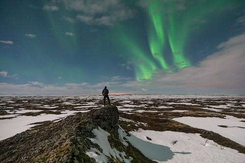 'Myvatn Aurora' - Iceland