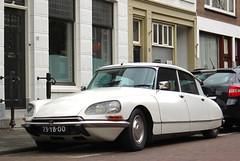 1973 Citroën DSuper 5 (rvandermaar) Tags: 5 citroen citroën import 1973 citroends citroendsuper citroënds dsuper citroëndsuper5 citroëndsuper sidecode3 73yb00