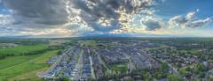 Sky over Coal Creek Village Lafayette, CO. June 1st 2016 (noelfleming) Tags: coal creek village lafayette co 80026 drone dji phantom 3 aerial photography