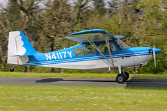 N4117Y (GH@BHD) Tags: aircraft aviation bellanca citabria 7kcab n4117y carrickmoreairfield