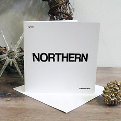 northern christmas card (rethinkthingsltd) Tags: baby white smart children design kid diverse adult unique free tshirt parry pride southern lgbt statement strong local northern fit typographic able ilsa rethinkthings