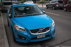 Rare (Hunter J. G. Frim Photography) Tags: blue 30 volvo colorado c rare supercar v6 polestar c30 volvoc30 volvopolestar volvoc30polestar