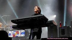 Roger in Vegas (she said boom!!) Tags: lasvegas thecure rogerodonnell thechelseatheatre
