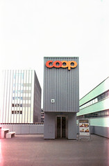 coop (explored) (schoeband) Tags: 35mm schweiz switzerland xpro suisse crossprocessing bern expired svizzera lomosmena8m agfachromersx100