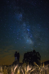 Love. (Lotfisouidi) Tags: love milkyway night nightsky canon universe serenity sky soul stars star mon moon tree photography vsco vscocam longexposure mountains instagram yourmountain