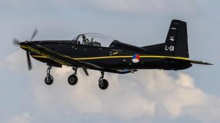 L-01 | RNLAF | Pilatus PC-7 Turbo Trainer