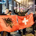 Lausanne - Euro 2016 - Matches Albanie-Roumanie & France-Suisse thumbnail