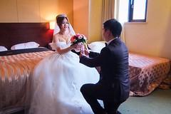 Wedding (Tu's Photo ) Tags: wedding people beautiful bride fuji taiwan fujifilm taipei happinese xf1